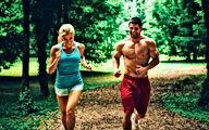 бег вдвоем - почему нет, если спина не б