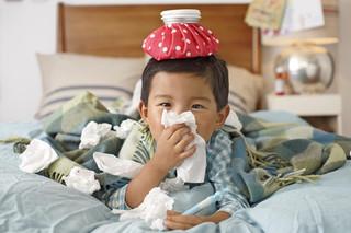 У ребенка снижен иммунитет? Эта проблема нам по силам!