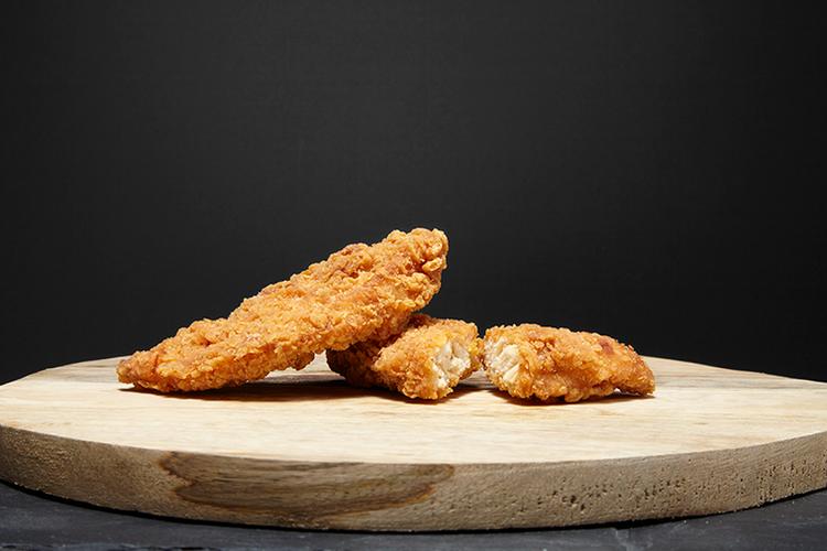 Flamin' Battered Chicken Goujons