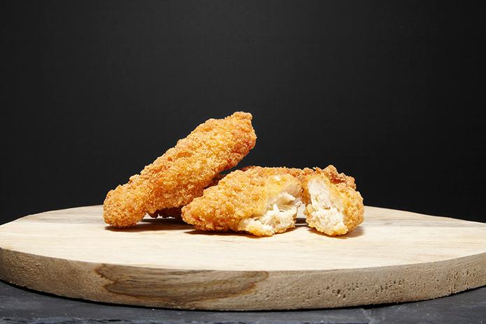 Breaded Chicken Goujons