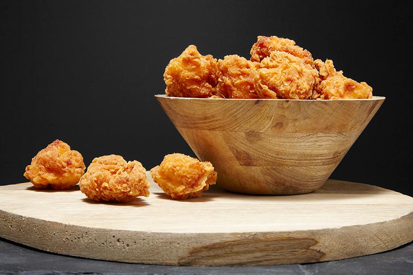 Battered Chicken Bites