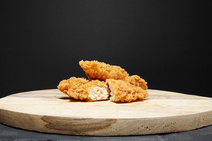 Battered Chicken Goujons