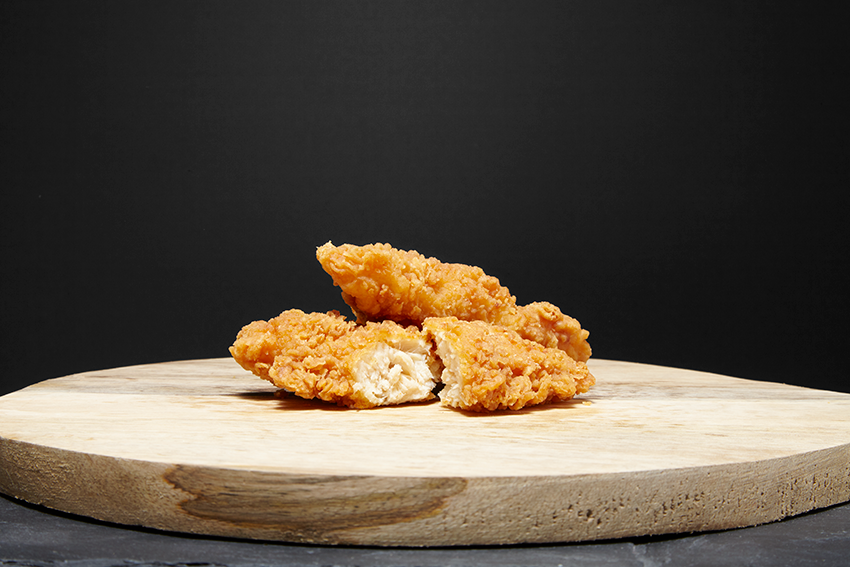 Battered Chicken Goujons