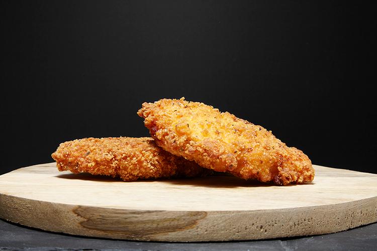 Southern Fried Chicken Breastfillets, 125 gram