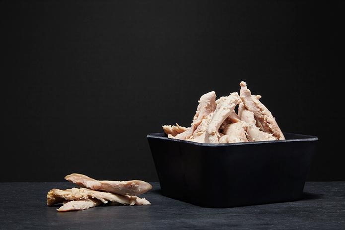 Duck Meat Pieces, Skinless+Boneless
