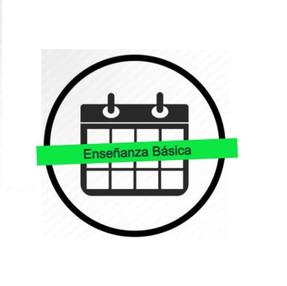 Enseñanza Básica Calendario de Evaluación mes de Abril