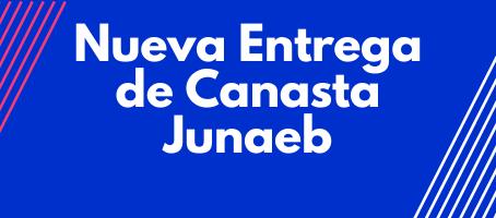 DISTRIBUCIÓN CAJAS DE ALIMENTOS JUNAEB MES DE JUNIO