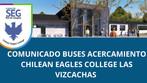 Buses de Acercamiento 2021