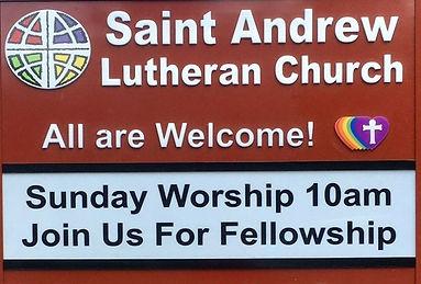 WEBSITE -- SIGN -- SAINT ANDREW LUTHERAN CHURCH -- FINAL -- BEST -- STRAIGHTENED( -- CROPP