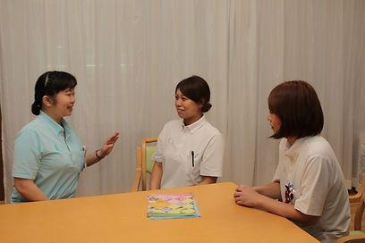大協会リクルート対談.JPG