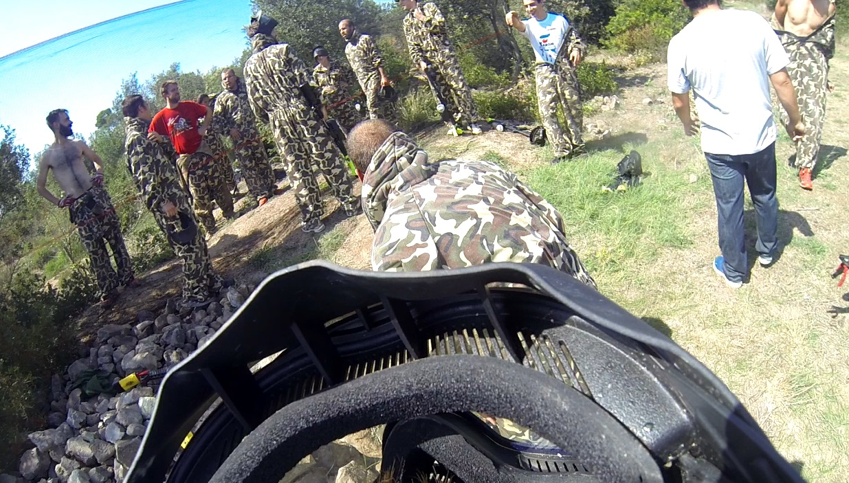 paintball costa brava fortalesa 2