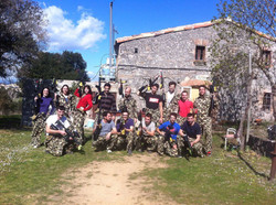 paintball grup
