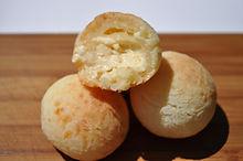 Cotija cheese, Brazilian Cheese Bread Ingredient