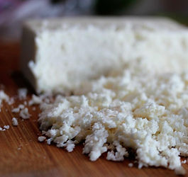 Cotija cheese, Brazilian Cheese Bread Ingredient