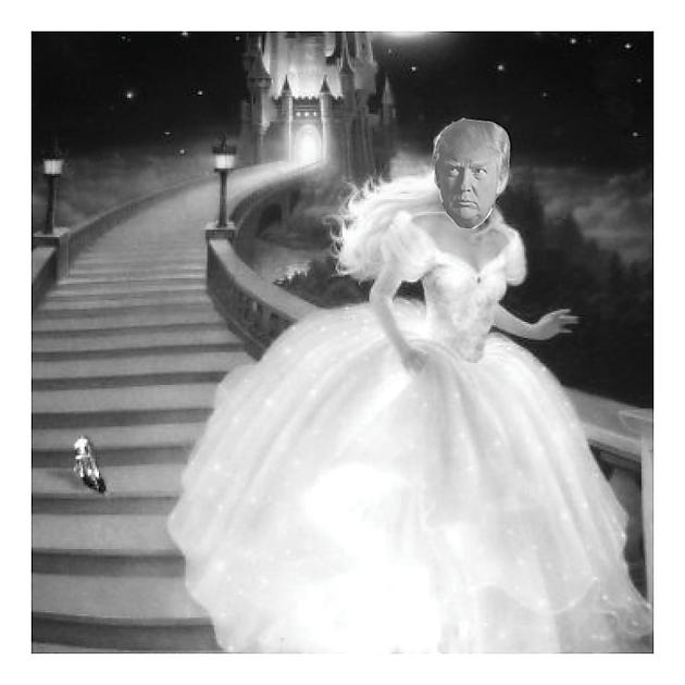 Trump: The Cinderella president