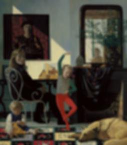 Family I '95 oil 59x51in_150x130cm.jpg