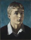 JAKE BEAUDOUIN 2003, oil on canvas 18×14 in / 46×36 cm