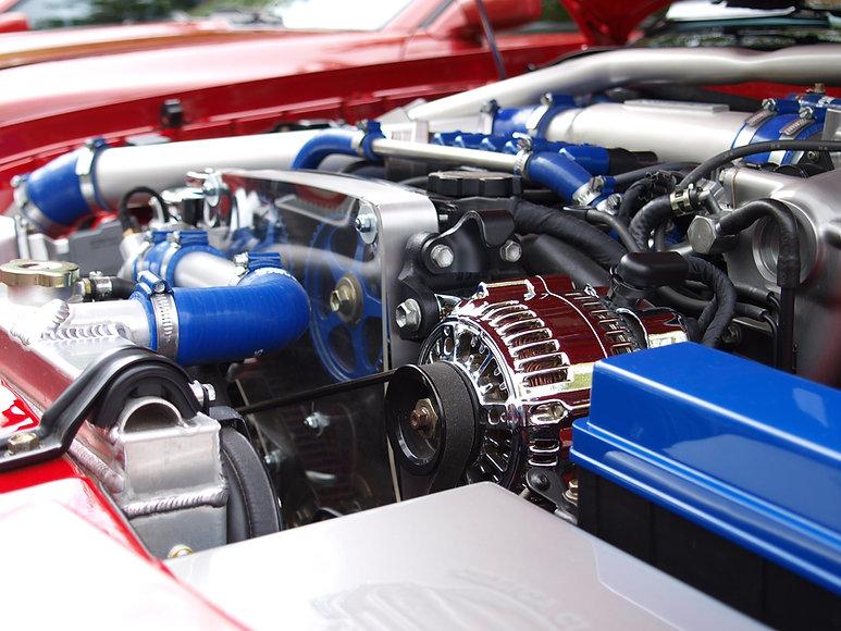 Auto Repair Engine Block Pressure Testing