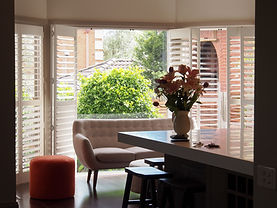 External Plantation Shutters Melbourne