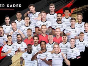 Euro 2021: Joachim Low divulga lista final da Alemanha para competição