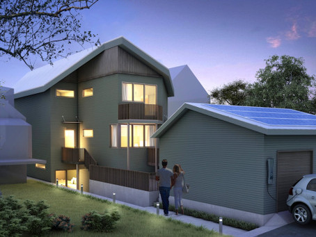 FIRST PASSIVE HOUSE MULTIFAMILY BUILDING SLATED TO START CONSTRUCTION IN VANCOUVER, CANADA #PASSIVEH
