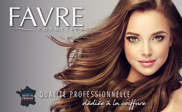 Catalogue favre cosmetics