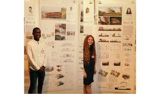 CIAT visiting Northampton students