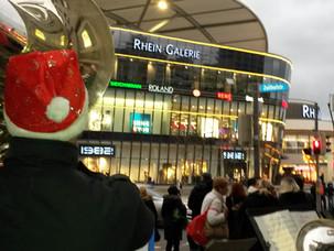 Heartliner Weihnachtsensemble 2014
