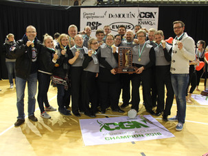 Heartliner sind Indoor Percussion Champion 2016