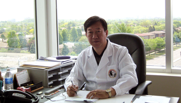 Prof. Ben Wu, President of OCTCM