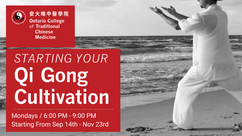 Qigong Self-Cultivation