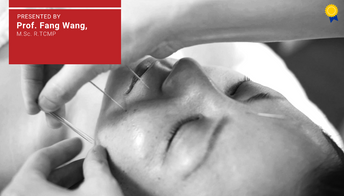 Advanced Course for Professional Cosmetic Acupuncture Training 专业针灸美容课程