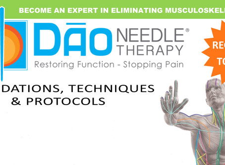 Dao Needle Therapy Foundations Course