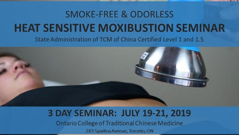 Heat Sensitive Moxibustion Seminar