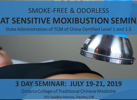 Heat Sensitive Moxibustion Seminar