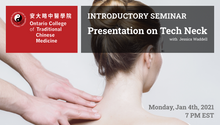 A Free Webinar: Presentation on Tech Neck