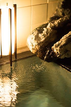 温泉は24時間ご入浴OK