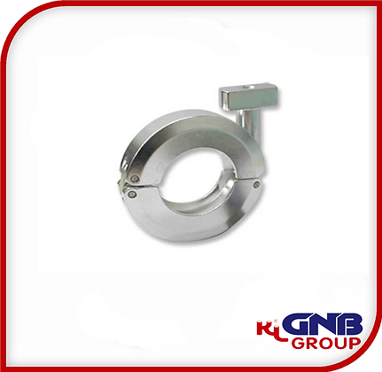 KF CNC Machined Clamps, Aluminum