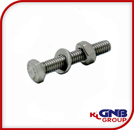 CF Flanges - Mounting Hardware - Hex Head Bolts