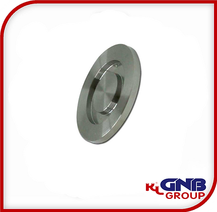 KF Blank Flanges, Aluminum