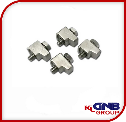KF Single Claw Clamp Kit, SS304