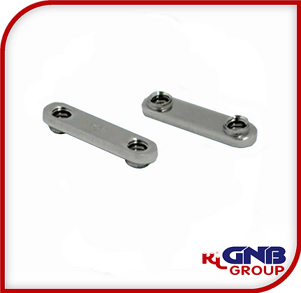 CF Flanges - Mounting Hardware - Plate Nuts