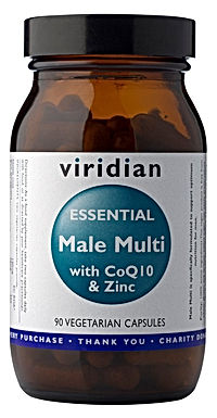 VIRIDIAN, ESSENTIAL MALE MULTI, 90 TABLETIEK