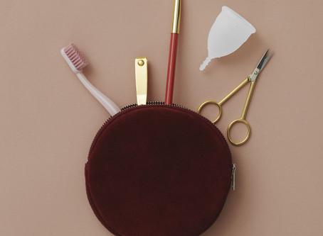 8 dôvodov, prečo nadobro prejsť na menštruačný kalíšok