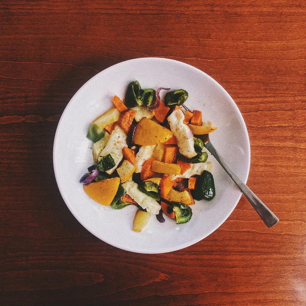 Sofiina inšpirácia na obed