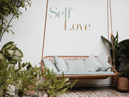 How do you 'feel' about self love?