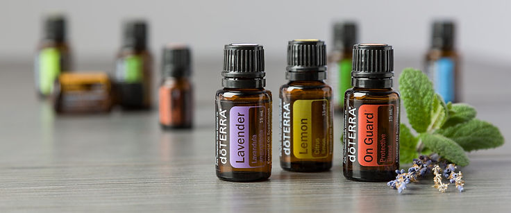 Essential oils to support you on your healing journey