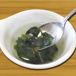 とろとろ海藻スープ完成640×640