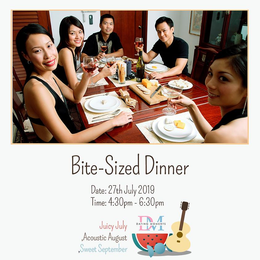 Bite-Sized Dinner