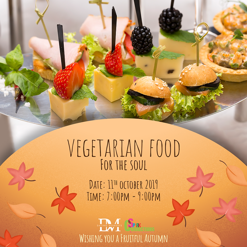 SOLD OUT! Vegetarian Food For the Soul (50% OFF)